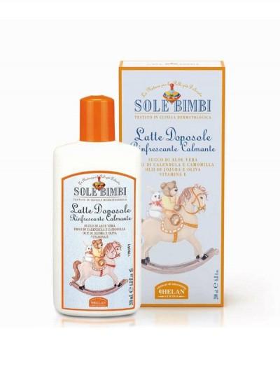 Otroško mleko za po sončenju SOLE BIMBI
