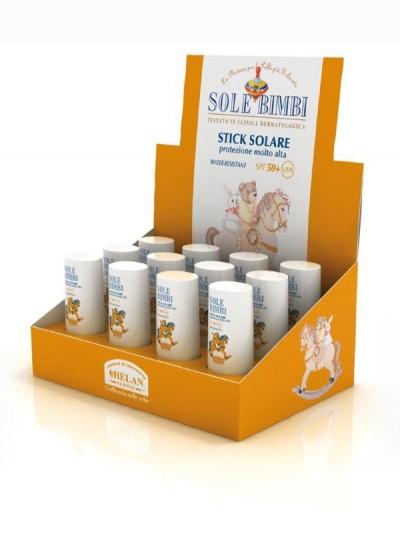 Otroški sun stick ZF 50+ SOLE BIMBI