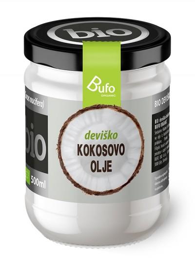 Kokosovo olje deviško BIO