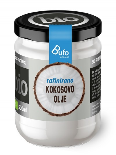 Kokosovo olje rafinirano BIO