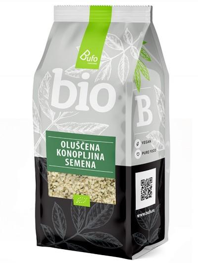 Konopljina semena oluščena BIO