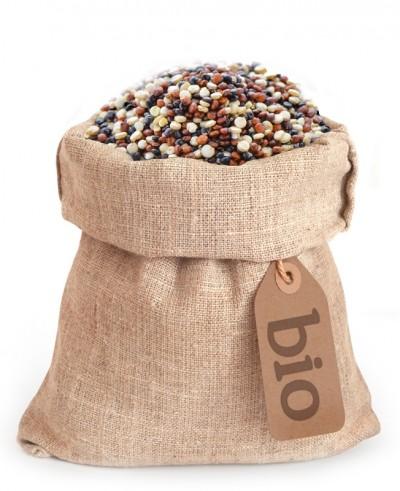 Kvinoja mešanica (bela, rdeča, črna) BIO