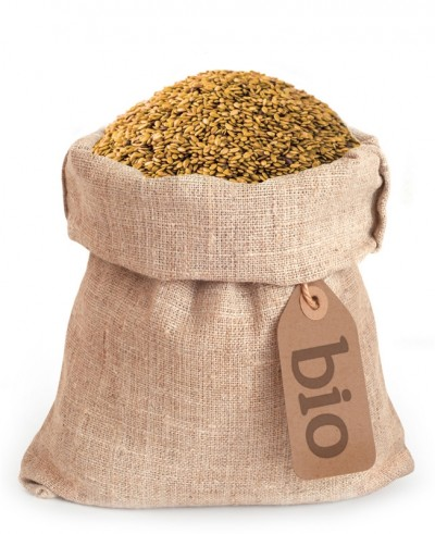Lanena semena zlata BIO