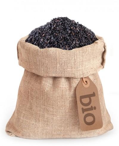 Sezam črni neoluščen BIO