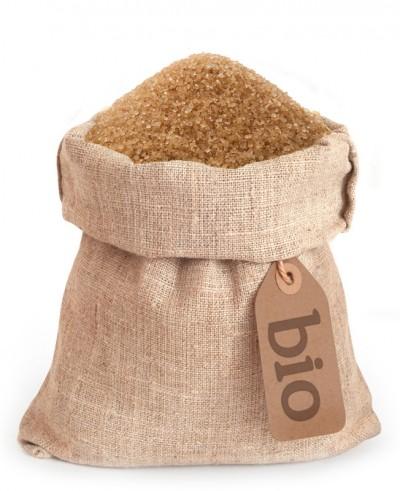Rjavi trsni sladkor Demerara BIO