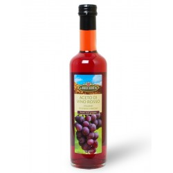 Rdeči vinski kis BIO