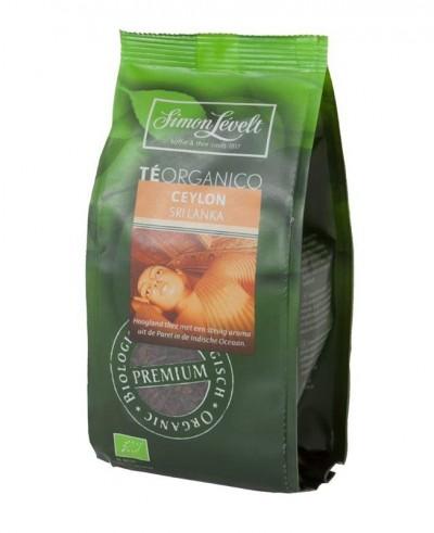 Čaj v lističih - Ceylon - Sri Lanka BIO