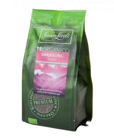 Čaj v lističih - Darjeeling - Indija BIO