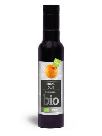 Bučno olje BUFO ORGANIC BIO