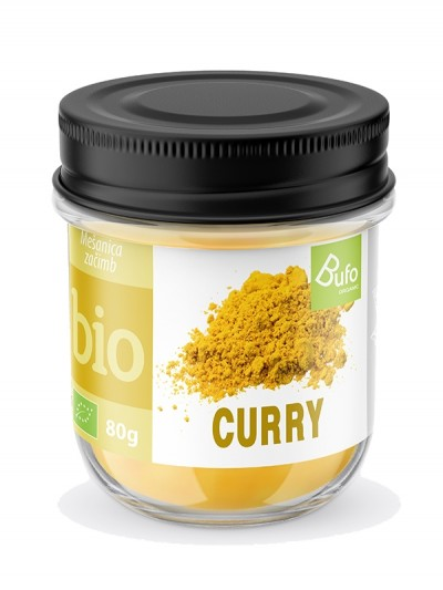 Curry v prahu BIO